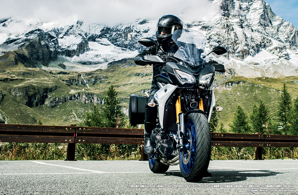 TRACER900 GT